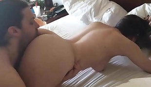 Hotwife Getting Her Pussy licked