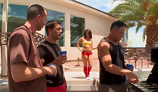 Brazzers - Teenagers Like It Big - Casey Cumz Jordan Ash and Ram
