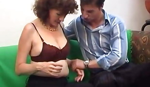 Hairy russian mature
