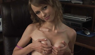Beata Undine a Russian Beauty Gets Her Little Rectum Fucked