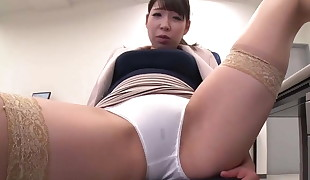 Japanese Panty Taunt