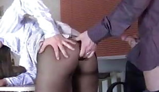 secretaire office fuck