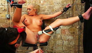 Chloe in Chains Part 1