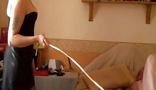 Caned &amp, Teased By My Ex Wife