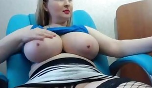Russian Cam Girl Incredibletit Thick Hooters